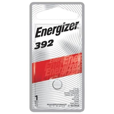 Photo of Energizer 392 Silver Oxide Button Cell, 1pk