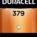Photo of Duracell 379 Silver Oxide Button Cell, 1pk