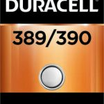 Photo of Duracell 389/390 Silver Oxide Button Cell, 1pk