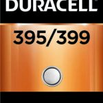 Photo of Duracell 395/399 Silver Oxide Button Cell, 1pk