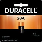 Photo of Duracell 6V Alkaline 4LR44 Battery, 1pk