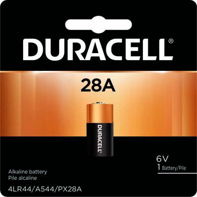 Photo of Duracell 6V Alkaline 4LR44 Battery, 1pk
