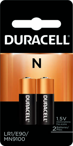 Photo of Duracell N-Cell Alkaline Battery, 2pk