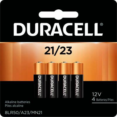 Photo of Duracell A23 Alkaline Battery, 4pk