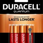 Photo of Duracell Quantum AA Alkaline Battery, 6pk