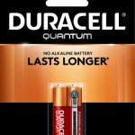 Photo of Duracell Quantum AAA Alkaline Battery, 2pk