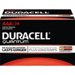Photo of Duracell Quantum AAA Alkaline Battery, bulk