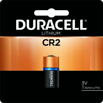 Photo of Duracell Ultra CR2 Lithium Battery, 1pk