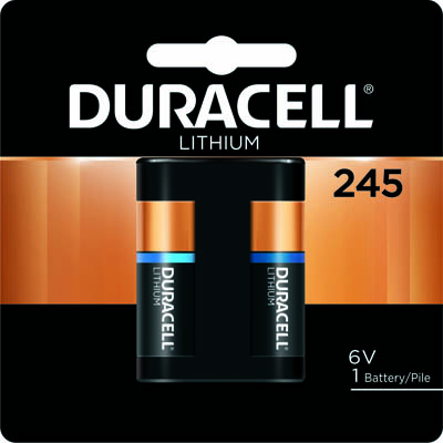 Photo of Duracell Ultra 2CR5 Lithium Battery, 1pk