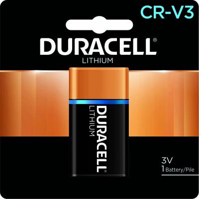 Photo of Duracell Ultra CRV3 Lithium Battery, 1pk