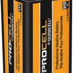 Photo of Duracell Procell 6V Alkaline Lantern Battery, screw terminal