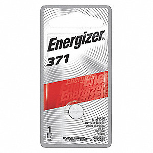 Photo of Energizer 371 Silver Oxide Button Cell, 1pk