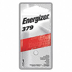 Photo of Energizer 379 Silver Oxide Button Cell, 1pk