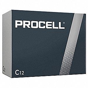 Photo of Duracell Procell C Alkaline Battery, bulk