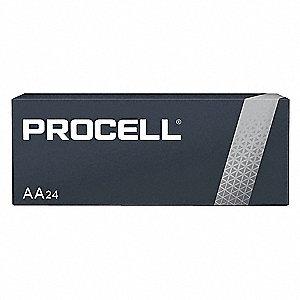 Photo of Duracell Procell AA Alkaline Battery, bulk