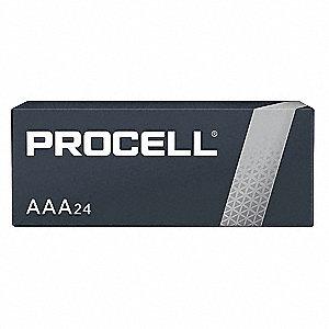 Photo of Duracell Procell AAA Alkaline Battery, bulk