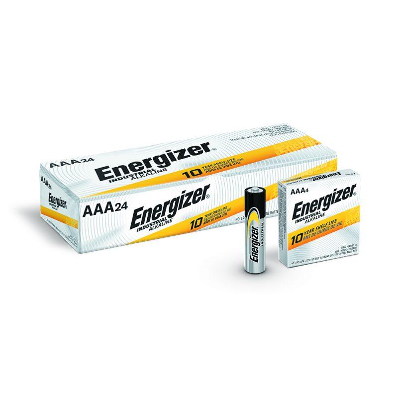 Photo of Energizer Industrial AAA Alkaline Battery, bulk