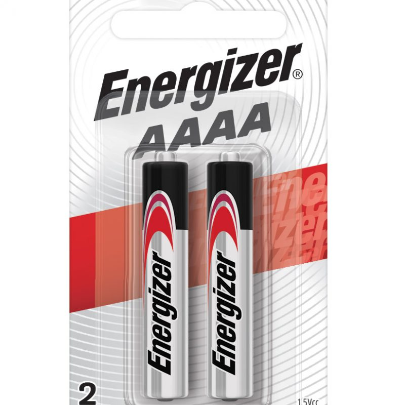 Photo of Energizer MAX AAAA Alkaline Battery, 2pk