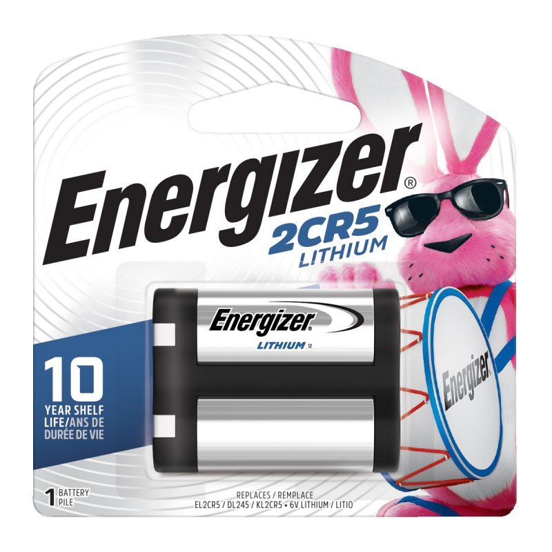 Photo of Energizer 2CR5 Lithium Battery, 1pk