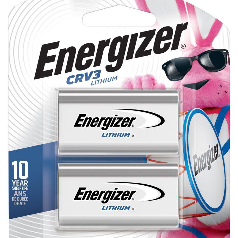 Photo of Energizer CRV3 Lithium Battery, 2pk