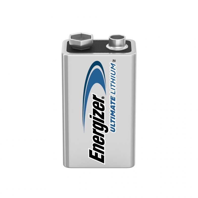 Photo of Energizer Ultimate 9V Lithium Battery, bulk