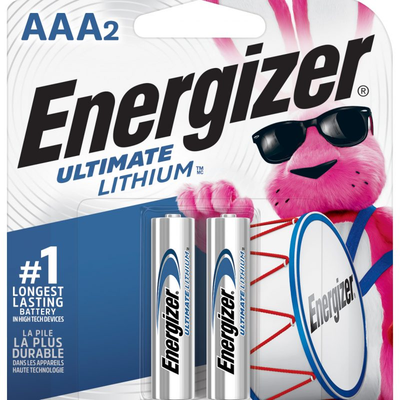 Photo of Energizer Ultimate AAA Lithium Battery, 2pk