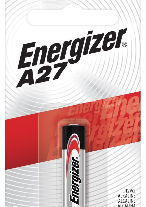 Photo of Energizer A27 Alkaline Battery, 1pk