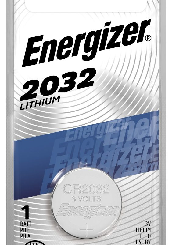 Photo of Energizer CR2032 Lithium Coin Cell, 1pk