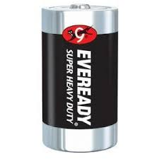 Photo of Eveready D Super Heavy Duty Battery, bulk