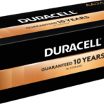 Photo of Duracell Coppertop AA Alkaline Battery, bulk