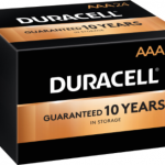 Photo of Duracell Coppertop AAA Alkaline Battery, bulk