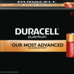 Photo of Duracell Quantum C Alkaline Battery, bulk