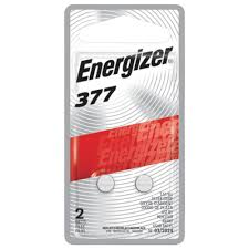 Photo of Energizer 377 Silver Oxide Button Cell, 1pk