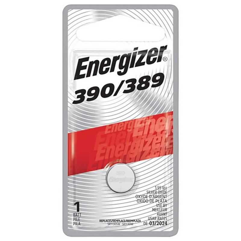 Photo of Energizer 390/389 Silver Oxide Button Cell, 1pk