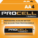 Photo of Duracell Procell AA Alkaline Battery, bulk