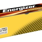 Photo of Energizer Industrial D Alkaline Battery, bulk