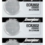 Photo of Energizer CR2032 Lithium Coin Cell, 5pc