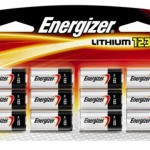 Photo of Energizer CR123 Lithium Battery, 12pk