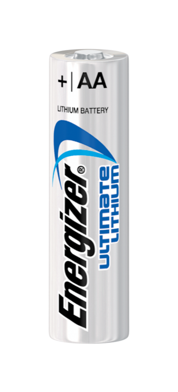 Photo of Energizer Ultimate AA Lithium Battery, bulk