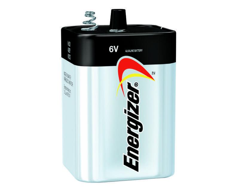 Photo of Energizer MAX Alkaline Lantern Battery, spring terminal