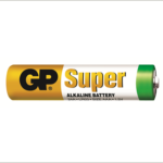 Photo of GP Super AAA Alkaline Battery, bulk