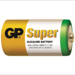 Photo of GP Super C Alkaline Battery, bulk
