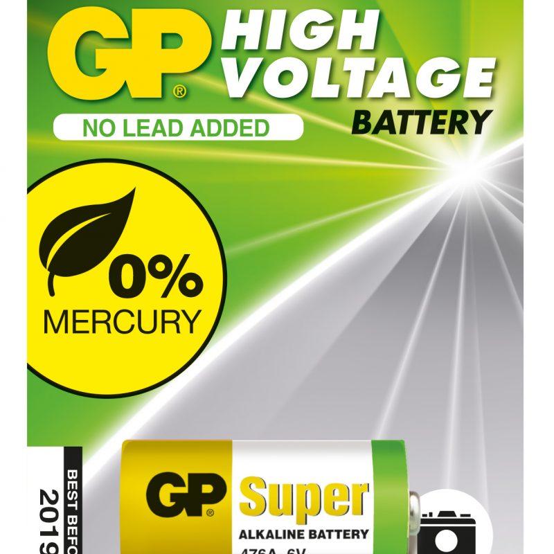 Photo of GP Super 476A Alkaline Battery, 1pk
