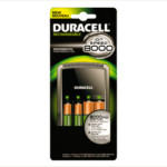 Photo of Duracell Professional Charger, Ion Speed 8000