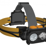 Photo of Energizer Hard Case Pro Rugged LED Headlight