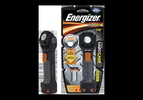Photo of Energizer Hard Case Pro PivotPlus Magnetic LED Flashlight