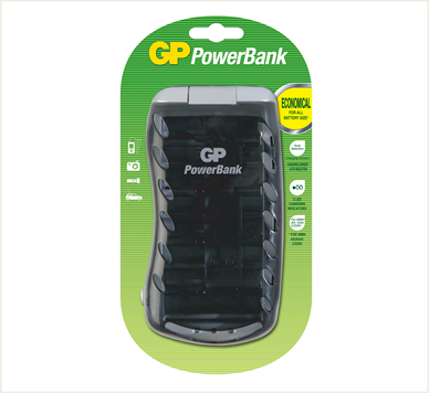 Photo of GP Universal Charger