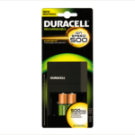 Photo of Duracell Charger Starter Kit, Ion Speed 500