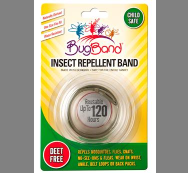 Photo of BugBand Wristband
