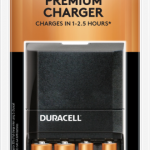 Photo of Duracell Hi-Performance Charger, Ion Speed 4000